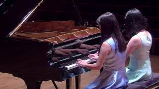 OMWPA 2014 - LOW Yee Hui & NG Qian Yao: Gala Concert at the Menuhin Hall (23rd Dec 2014)