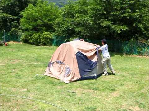 Jeep tent Ben setup video & Jeep tent: Ben setup video - YouTube