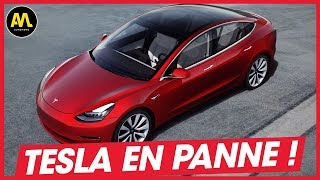Premiers couacs pour Tesla ! - La Quotidienne #33