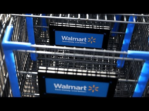 Wal-Mart's Robot Cart Could Help Do Your Shopping For You