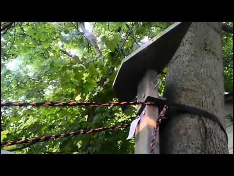 Homemade Treestand Youtube