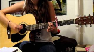 All Kinds of Kinds - Miranda Lambert - Guitar Cover