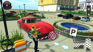 Us Car Parking & Driving 3d   Car Driver Fever   Android Gameplay