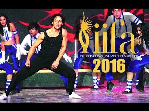 Tiger Shroff Performance In IIFA Awards 2016