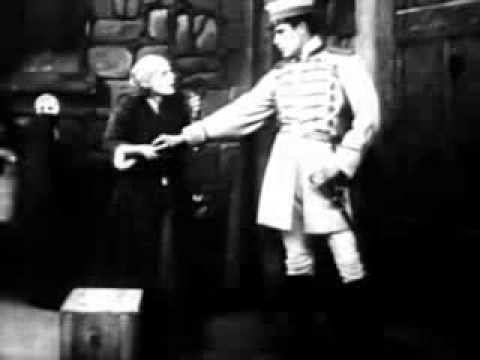 """Resurrection"" (1909) starring Arthur V. Johnson and Florence Lawrence"