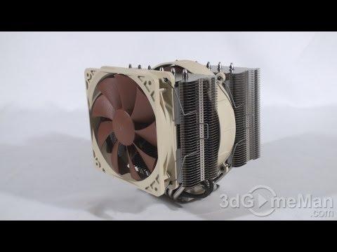 #1376 - Noctua NH-D14 CPU Cooler Video Review