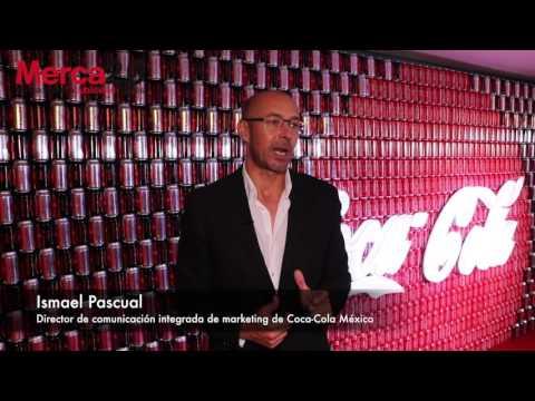 Regresan los nombres a las latas de Coca-Cola: Entrevista con Ismael Pascual
