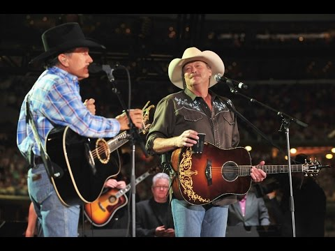 Murder On Music Row- Alan Jackson and George Strait