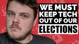 Keep Tech out of Politics!
