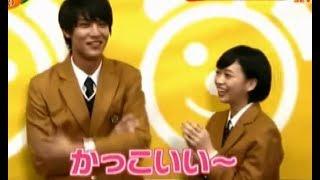 通学電車 映画PRのエピソード。 松井愛莉,森川葵もキュンキュン!