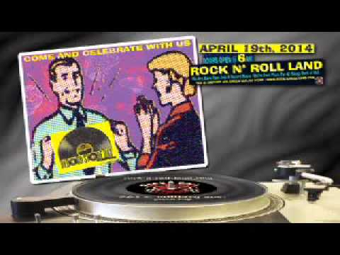 Rock n Roll Land Record Store Day 2014