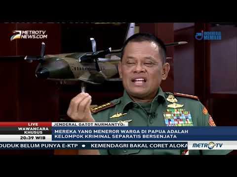 Operasi Senyap TNI Dikritik, Panglima: Kami Melakukan dengan Cara Terhormat
