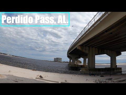Fishing Perdido Pass BRIDGE After Sally In Orange Beach, AL.