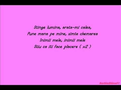 Ruby - Stinge Lumina [ *.* Lyrics *.* ]