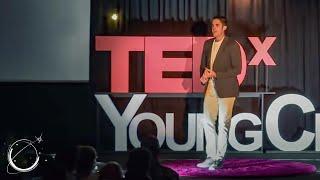 TEDx | Running in the Rain - Eddie Pinero
