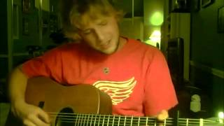 fire and rain. James Taylor cover by Max Schwanz
