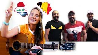 علي جاسم ومحمود التركي ومصطفى العبدالله - تعال (حصرياً) 2018 Jassim Alturky Al Abdullah بلجيكية تغني