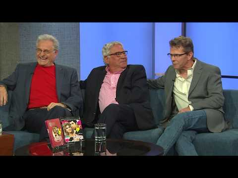 """T-Birds Michael Tucci, Kelly Ward, Barry Pearl On """"Grease"""""""