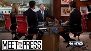 Full Panel: Senate Republicans Prepare For Impeachment Trial | Meet The Press | NBC News