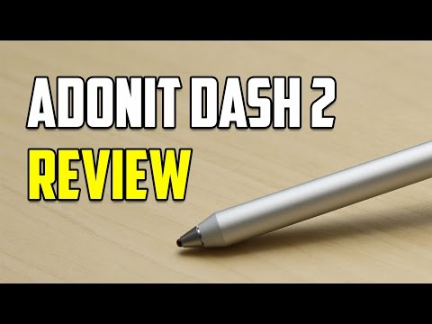 Adonit Dash 2 Review