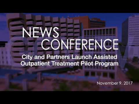 Mayor Richard J. Berry, City of Albuquerque  News Conference  11-9-17