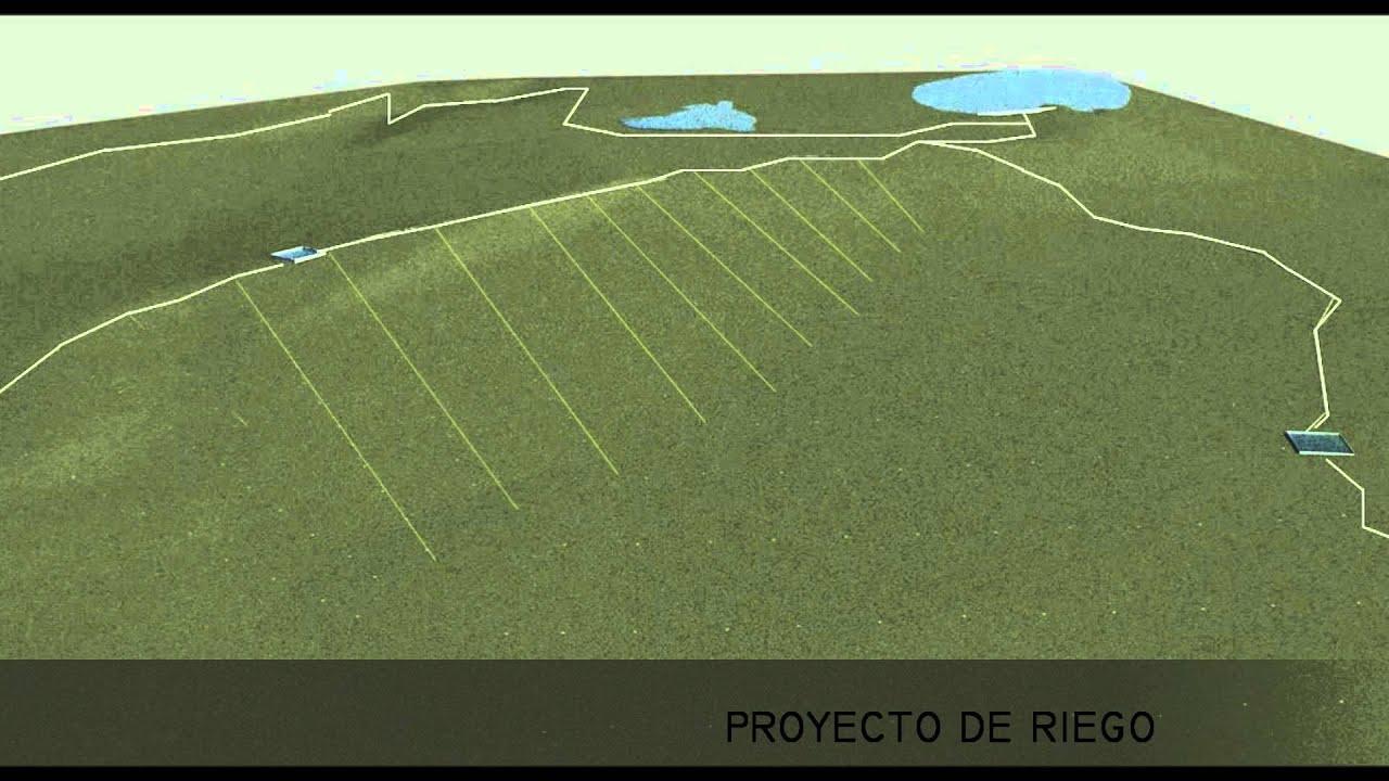 Proyecto de riego por aspersion youtube - Tubo riego por goteo ...