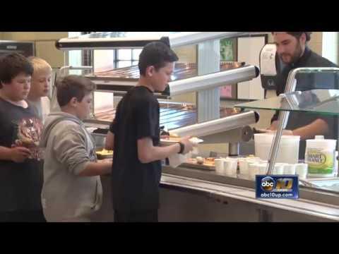 Ishpeming Middle School helping kids make healthier choices