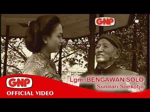 Bengawan Solo - Sundari Soekotjo (Official Video)
