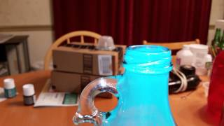 Painting My Bedside Table Lamp (fail), Part 3