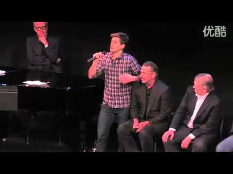 Aaron Tveit And Tom Wopat - Butter Outta Cream (Catch Me If You Can)