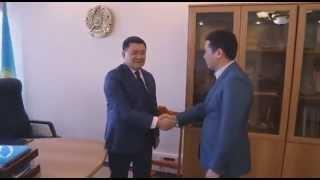 Базарбай Нұрабаев Кабинет бағдарламасы