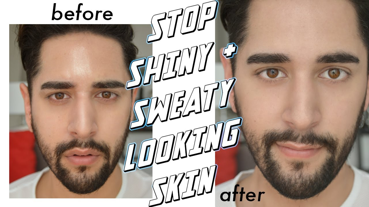 How to Stop Oily Skin