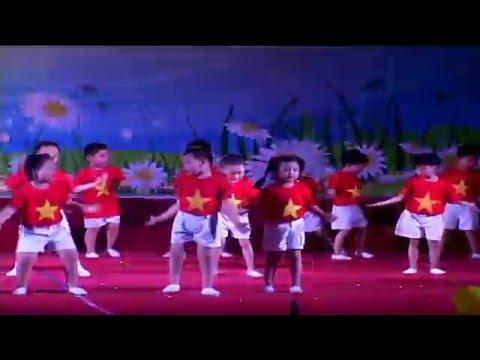 Funny Dance - Điệu nhảy rửa tay