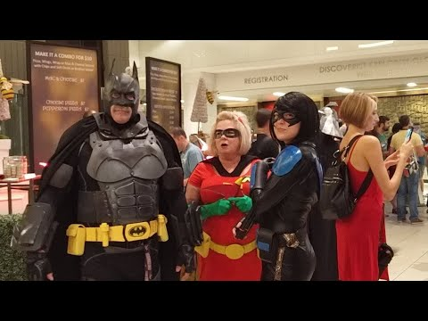 DragonCon 2017 || Cosplay Watch || Part One