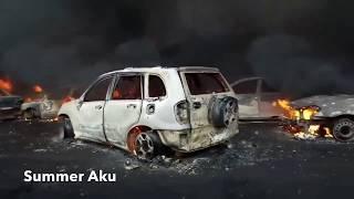 Lagos Ibadan Express Road ExpIosion   Full Videos  Please Pray For Nigeria