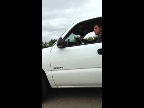 07 Mustang GT vs Chevy Truck with 5.3