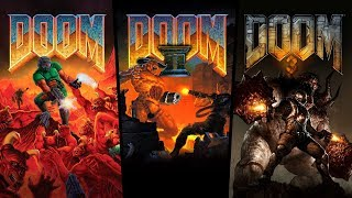 Trailer della riedizione di DOOM, DOOM II e DOOM 3