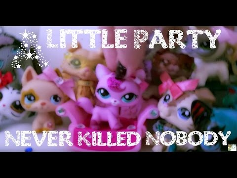 lps mv a little party never killed nobody warning flashing lights youtube. Black Bedroom Furniture Sets. Home Design Ideas