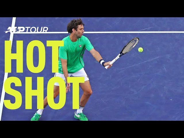 Hot Shot: Don't Try This Zeballos Reflex At Home