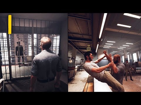 A Way Out - Part 1- HOW IT BEGINS (Prison Escape)