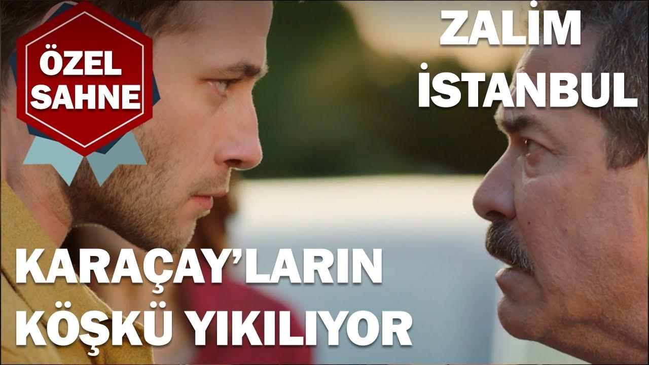 Agah, Cenk'e Silah Çekti! - Zalim İstanbul Özel Klip