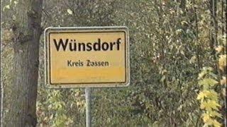 Wunsdorf-Вюнсдорф. 1992 год.