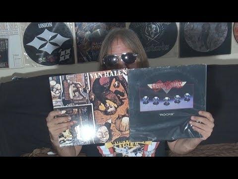 Track By Track: Aerosmith- Rocks Vs Van Halen - Fair Warning