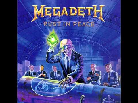 Megadeth  Dawn Patrol Drum Track