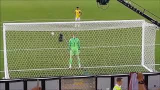 . Пенальти Англия- Колумбия,1:1