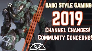 Channel Update, Anthem / Game News Changes & Addressing Anthem Community Concerns!