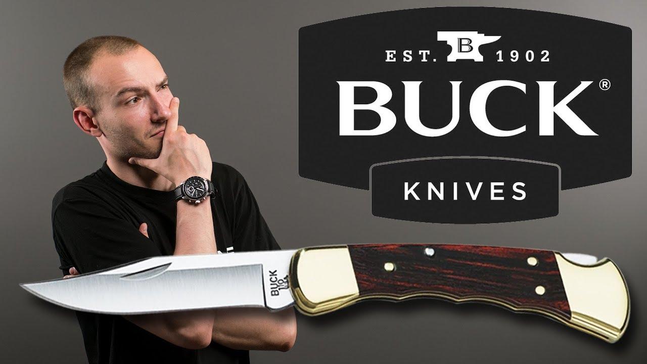 Buck 110 - почему он так популярен?  История компании Buck Knives