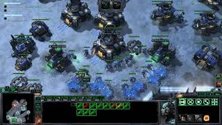 Starcraft LotV Co-op - Memorable Boss Solo (Raynor, Brutal)