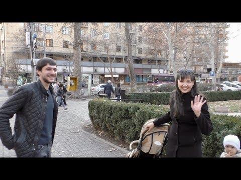Yerevan, 15.03.20, Su, Прогулка, Встречи, о Ереване, ТЦ «Метроном», Video-2.