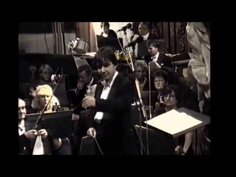 Eugen Suchoň: Symphonic Fantasy on B-A-C-H for Organ and Orchestra, op. 21